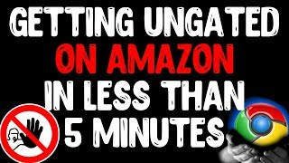 Amazon FBA Chrome Extensions To Get Ungated In 2019 - What To Sell On Amazon