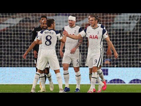 Tottenham Hotspur vs. LASK Linz - Football Match Report - October ...