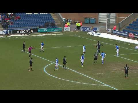 Highlights | Colchester United 0-1 Yeovil Town
