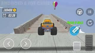 Super Hero Racing Car Stunt 3D - Racing Car Games #30 screenshot 1
