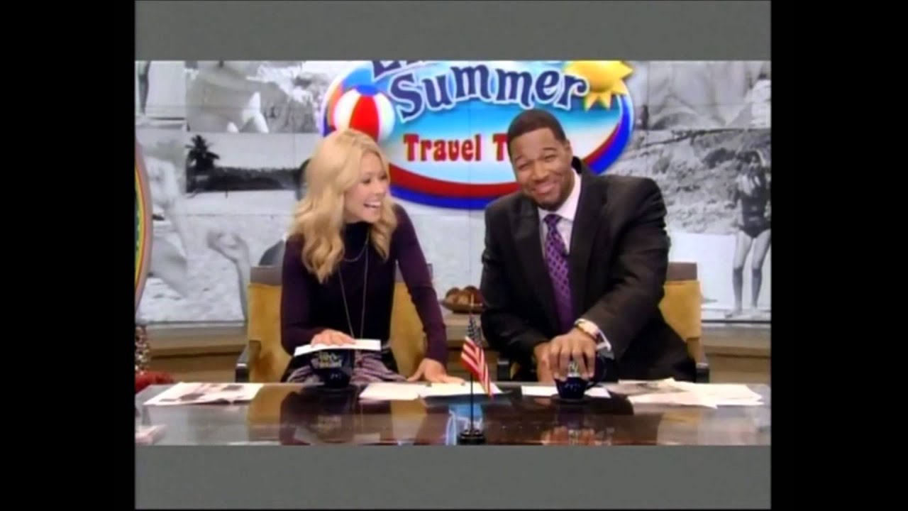 Travel trivia live with kelly