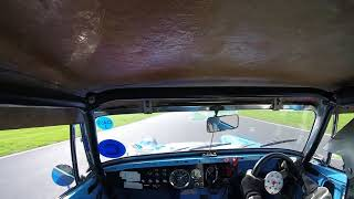 HRCA 2018 Historic Racing Festival Qualifying - Onboard Footage