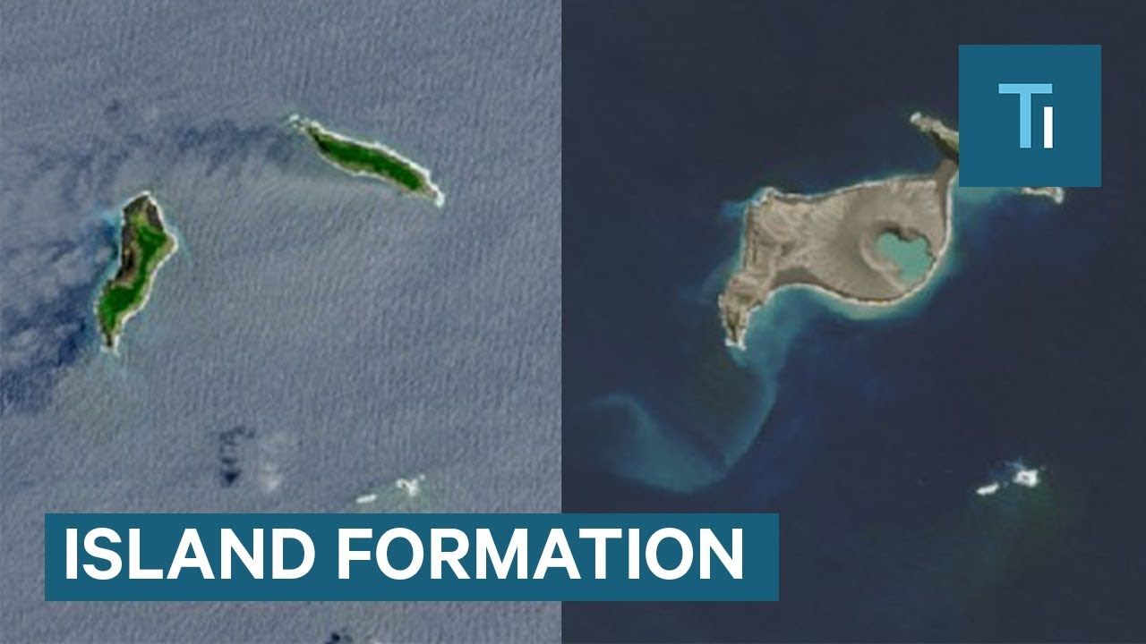 Nasa satellites captured the formation of hunga tonga hunga ha nasa satellites captured the formation of hunga tonga hunga haapai sciox Images