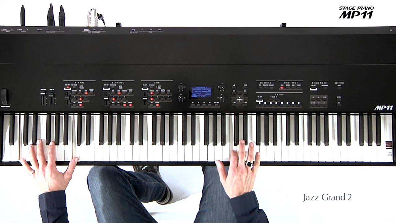 kawai mp11 pianos eps comparison youtube. Black Bedroom Furniture Sets. Home Design Ideas