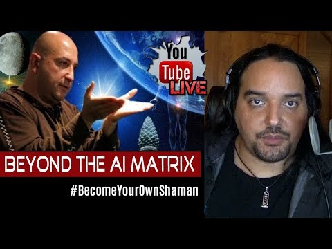 Beyond The Artificial Intelligence Matrix with George Kavassilas (LIVESTREAM) - Beyond The Veil