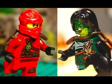 LEGO NINJAGO Realm Wars! Episode 15 - Dragon Warfare!