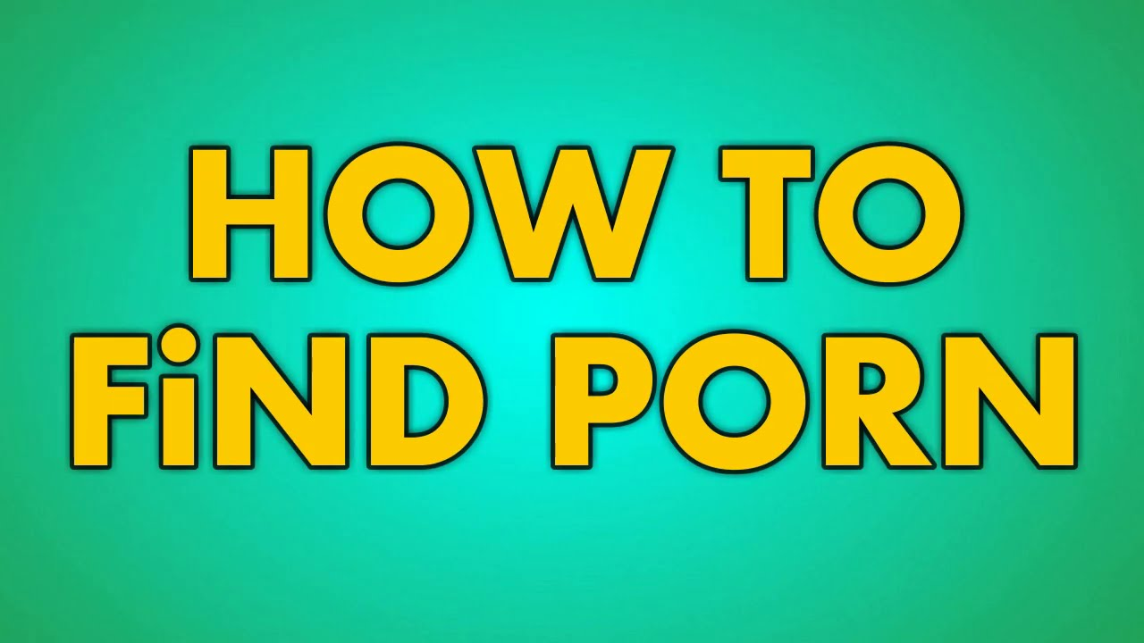 Download How to Find Porn on YouTube #AnswerUsYouTube