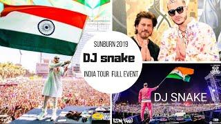 Sunburn Arena Festival 2019 vlog || DJ Snake India Tour || DJ snake Banglore 2019 concert