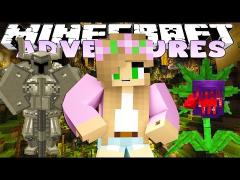 Minecraft - Little Kelly Adventures : WE FOUND THE TREASURE CAVE!