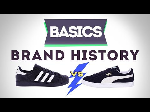 ADIDAS VS PUMA | Turnschuh.tv Brand History