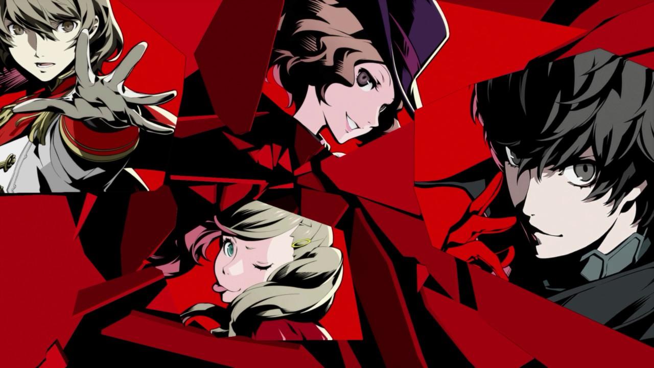 Persona 5 Wandering Reviver Boss Battle Merciless Mode