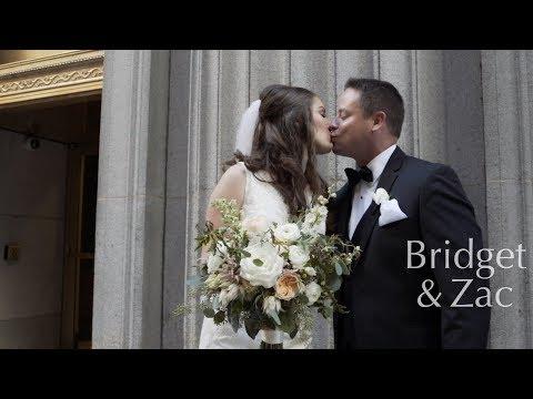 Union League Club of Chicago Wedding - Bridget & Zac