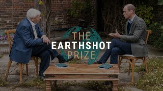 Introducing The Earthshot Prize with Prince William and Sir David Attenborough