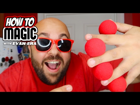 7 Magic Tricks with Balls