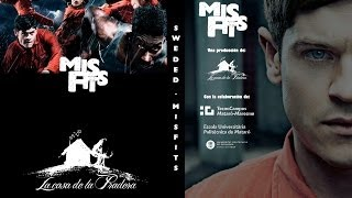Misfits sweded Trailer season 1 Castellano