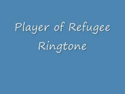 Player of Refugee Ringtone