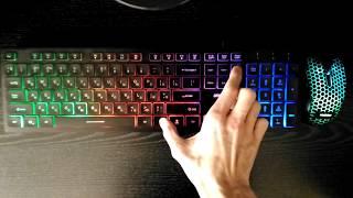 Клавиатура - Smartbuy (sbk-305u-k) + мышь - smartbuy (sbm-334-k)