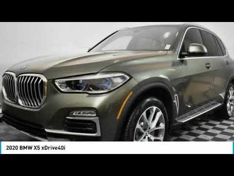 BMW Of Schererville >> 2020 BMW X5 Schererville, Chicago, Gary, Lansing 20099 - YouTube