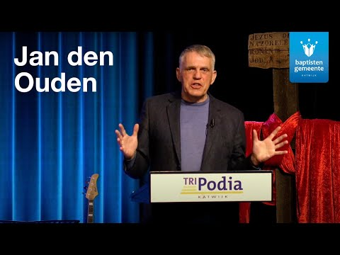 07-03 Eredienst - Jan den Ouden (preek)