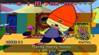 PaRappa The Rapper (Blind) | Part 3: She Gave Birth To A Hate Child!
