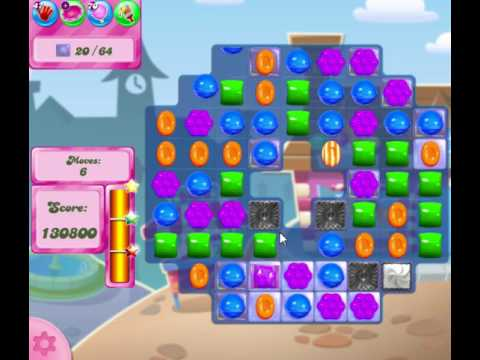 Candy Crush Saga Level 2733 NO BOOSTERS