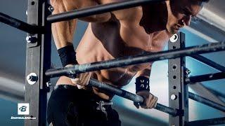 40-Rep Bar Challenge (Muscle Up, Dip on Bar, Pull up, & Knee Raise) | Scott Mathison