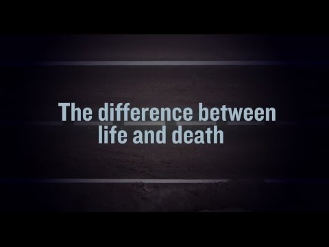 The Difference Between Life and Death – a 20 minute film