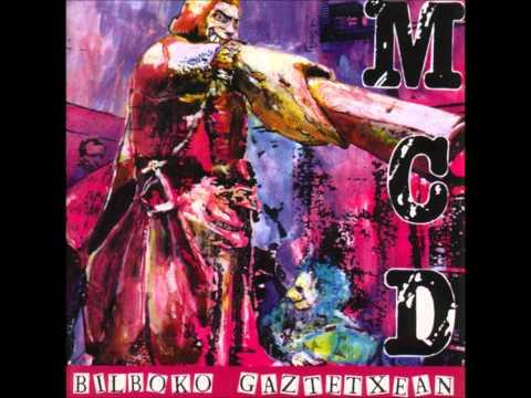 M.C.D. - Bilboko Gaztetxean 1987 (Full Album).