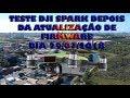 🔴 EXCLUSIVO - Teste DRONE DJI SPARK depois da ATUALIZAÇÃO de Firmware 07/2018 Vila Velha ES
