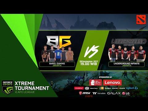 GEXT Dota 2 Series : Hans Pro Gaming (Palembang) vs Immortal Cyber Cafe (Bandung)