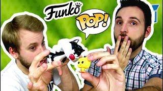 DES POP DE NOTRE ENFANCE !!! REVIEW FUNKO POP LOONEY TUNES - UNBOXING