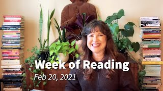 Week of Reading | Feb 20, 2021