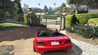 Grand Theft Auto V GTX 750 Gameplay PC