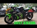 2017 Kawasaki Ninja ZX10R Unboxing & Delivery | Welcome Home New Beast |