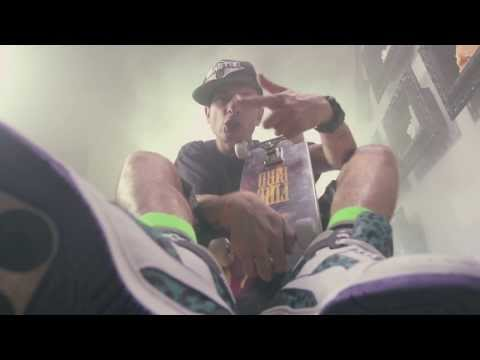 Clementino - Amsterdam. Video ufficiale.