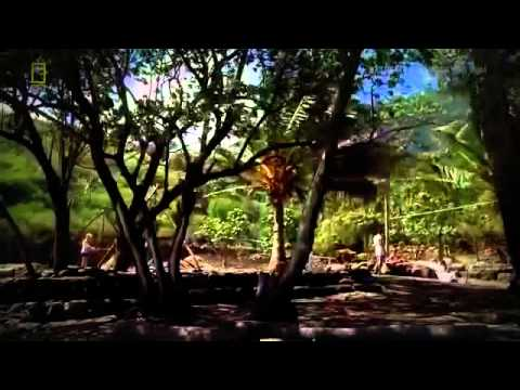 Lost World Of The Pacific - Easter Island Documentary