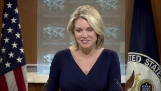 Department Press Briefing, June 15, 2017