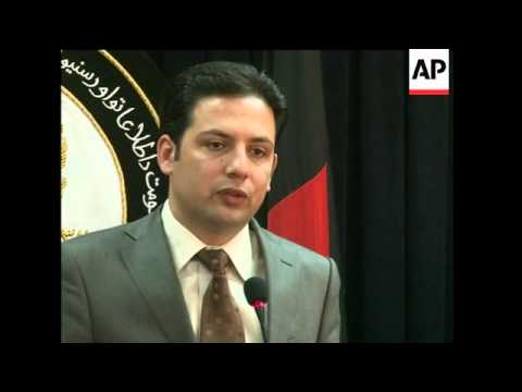 Govt spox reax to rejection of Afghan president''s cabinet