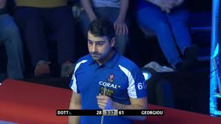 Michael Georgiou vs Graeme dott •Final• |Coral shoot out 2018|