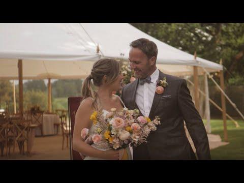 Fillongley Hall Wedding Video - Styled Shoot 3