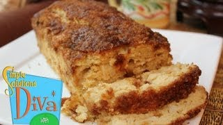 Simplesolutionsdiva.com: Apple Pie Cinnamon Bread