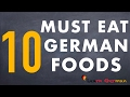 10 German Foods you must try
