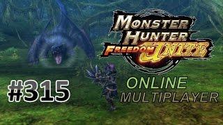 Monster Hunter Freedom Unite Online MP #315 | Shen Gaoren [High Rank]