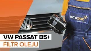 Jak wymienić olej silnikowy i filtr oleju w VW PASSAT B5+ TUTORIAL | AUTODOC