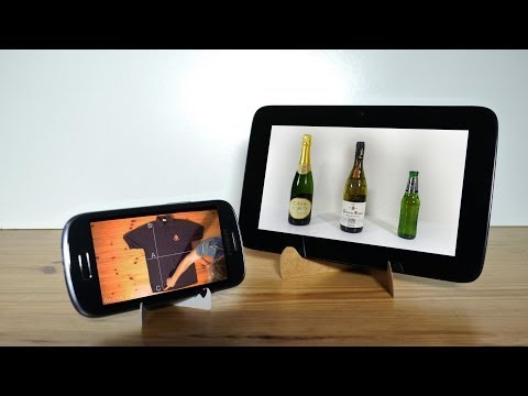 Make a Super-Quick Phone or Tablet Stand Out of Cardboard