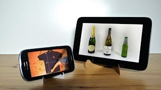 Stand Tablet veya bir Telefon Yapmak nasıl
