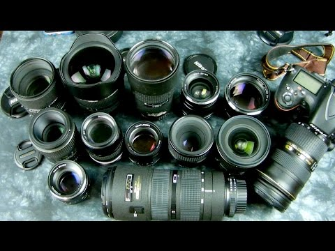 Angry Photographer: 13 BEST LENSES FOR YOUR NIKON!! ABSOLUTE BEST of the BEST