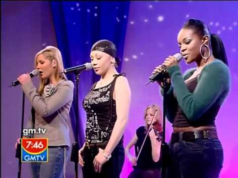 Sugababes  Too Lost In You GMTV 2003