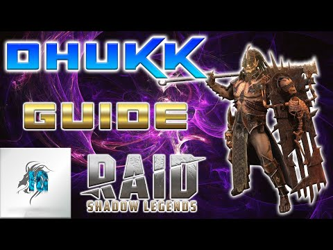 Dhukk Guide-Stag knight who?