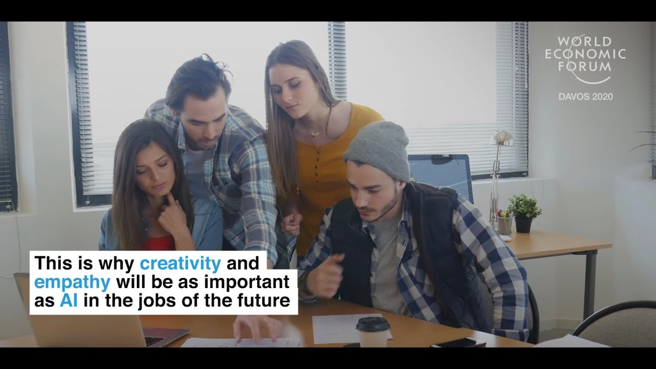 La creatividad y la empatía serán tan importantes como la IA en los trabajos del futuro